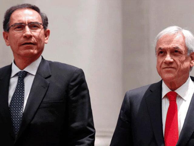 Gabinete Binacional entre Perú y Chile se realizará en octubre