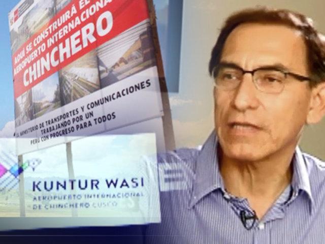 EXCLUSIVO | Secretos de la investigación: Chinchero y las dudas de Vicente Zeballos