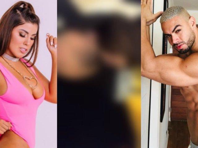 Filtran comprometedor video de Yahaira Plasencia y Coto Hernández