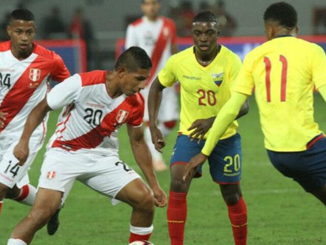 Selección peruana realizó su primer entrenamiento en New Jersey para el duelo ante Ecuador
