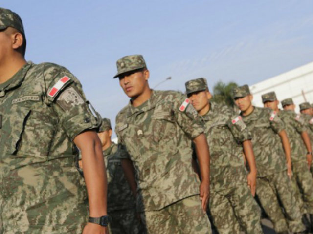 Servicio Militar: no podrán multar a personas que no se presenten