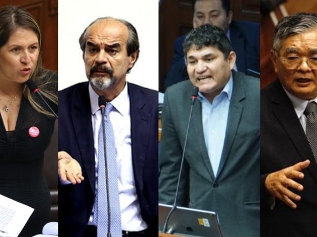 Comisión de Fiscalización creará grupo especial para investigar a encuestadoras