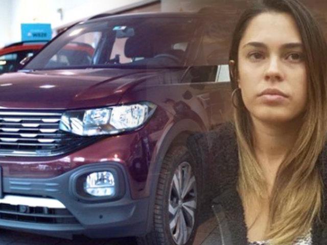 Surquillo: roban camioneta a prima de cantante Gian Marco