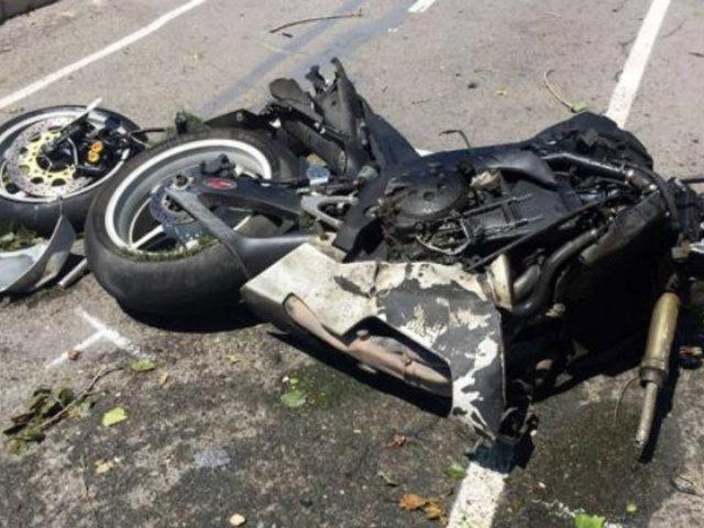 Tacna: motociclista falleció tras accidente que lo dejó con el cráneo destrozado