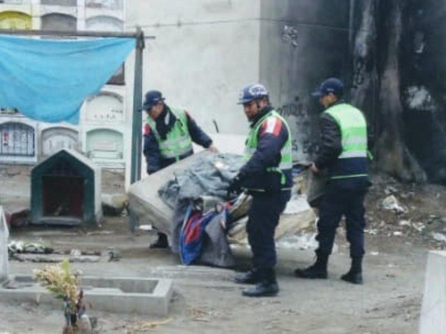 SJL: cementerio Santa María tendrá cerco para evitar ingreso de profanadores de tumbas