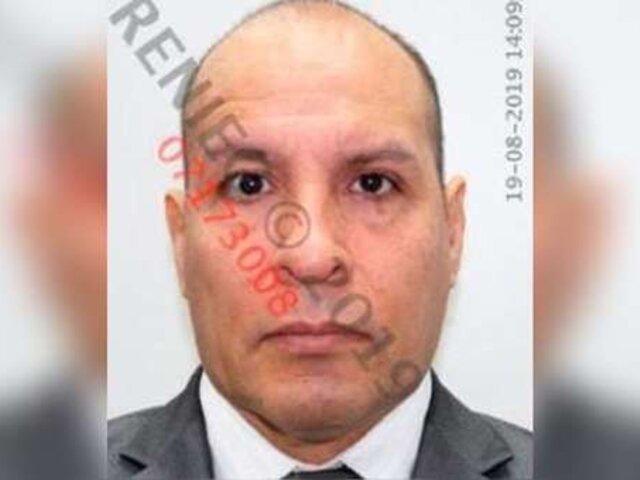 Adolfo Bazán: Fiscalía solicitó impedimento de salida por 15 días más