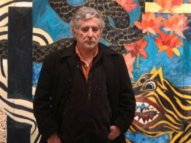 Artista plástico José Tola falleció a los 76 años