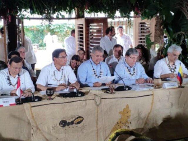 Martín Vizcarra: lo que suceda con la Amazonía, afecta al mundo entero