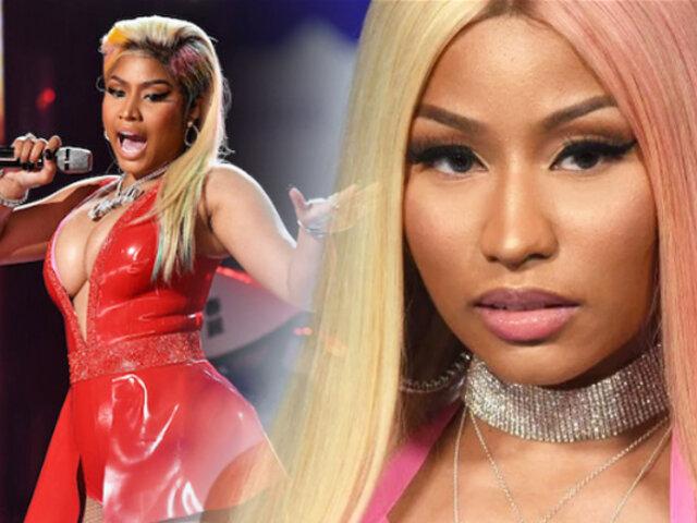 Nicki Minaj anuncia el fin de su carrera musical