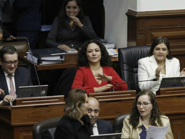 Fuerza Popular respalda a Pedro Olaechea en gestiones con Ejecutivo
