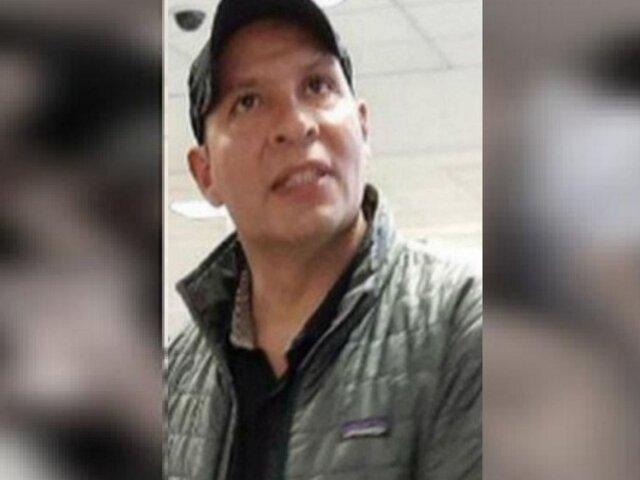 Adolfo Bazán: PJ dictó cinco meses de prisión preventiva contra abogado