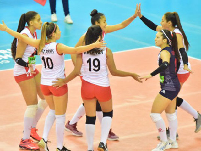 Mundial de vóley Sub 18: Perú derrotó 3-0 a Turquía