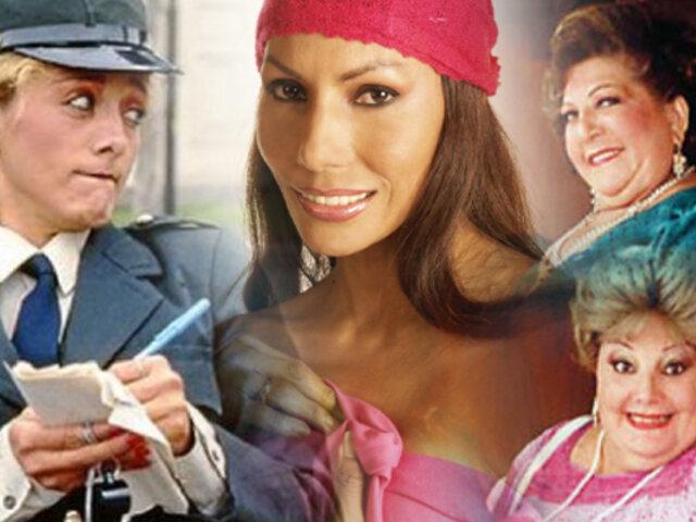 """Recordando a las mejores """"Reinas del Humor"""" de Risas y Salsa"""