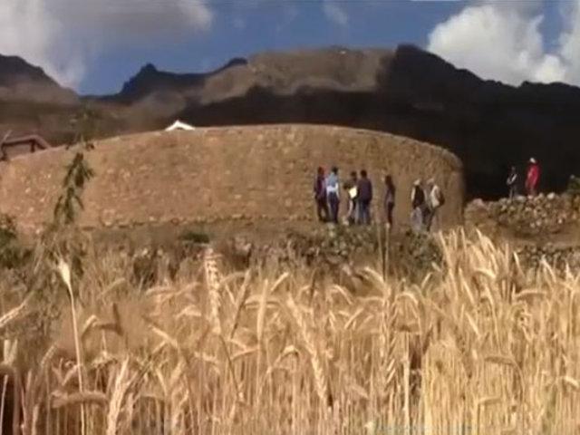 Hallan templo Inca usado por la élite en la provincia de Huari