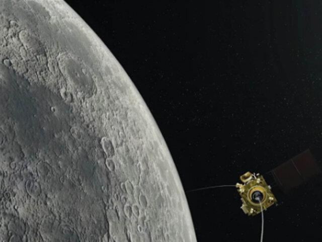 India encuentra su nave perdida en la Luna, pero sin establecer contacto
