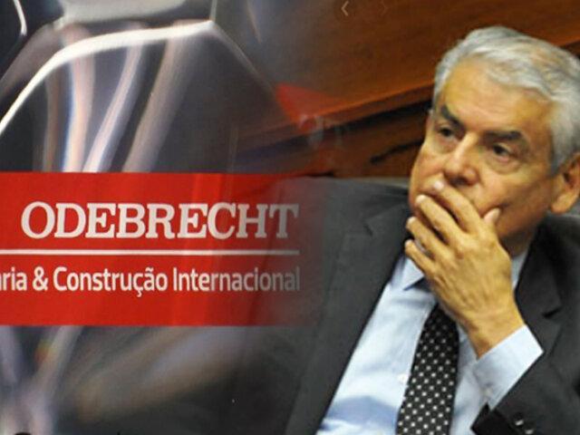 Miembros de la Comisión Permanente lanzan críticas a expremier César Villanueva