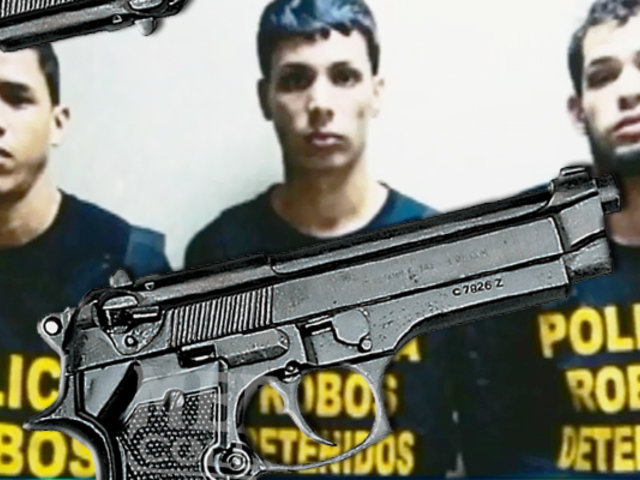 'Gatilleros de la Guaira': peligrosa banda de extranjeros robaba joyas de oro y relojes de lujo