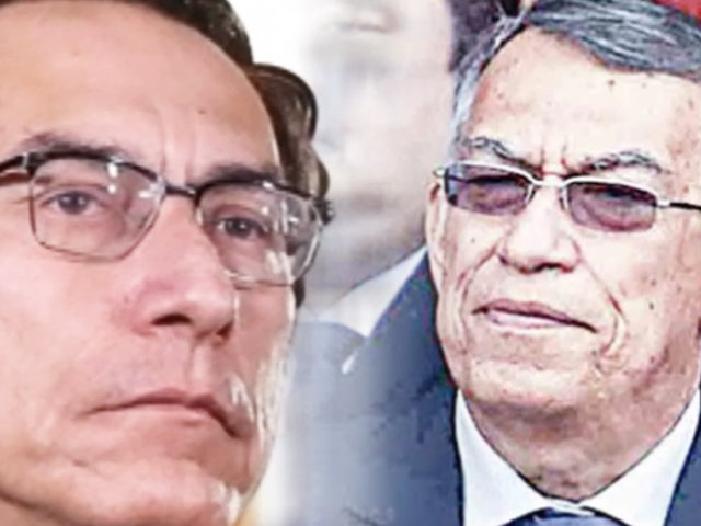 César Vizcarra citado al Congreso por tercera vez: ¿intimidación o fiscalización?