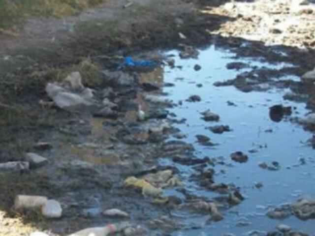 Puno: prorrogan emergencia en distritos por contaminación de agua