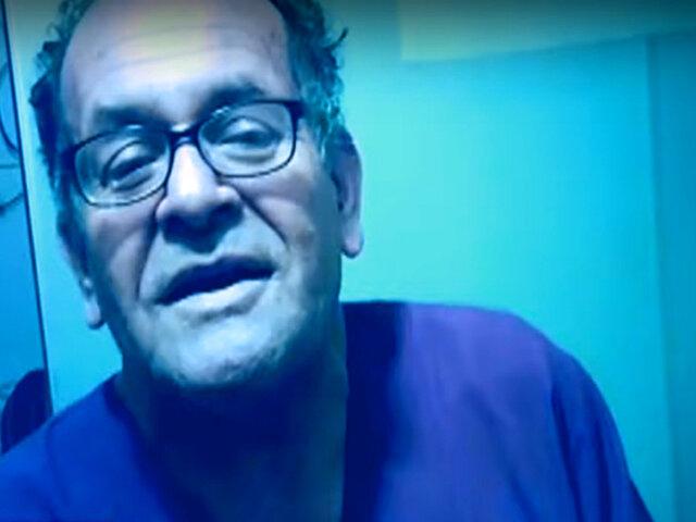 Doctor Aliaga: falso psicólogo podría ir a prisión hasta por 10 años