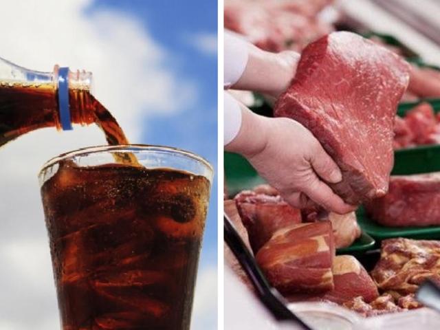 Preocupación por el cambio climático reduce consumo de carne y gaseosas