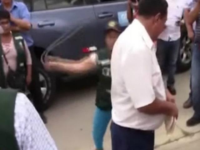 Cajamarca: castigan a funcionario por llegar tarde a reunión