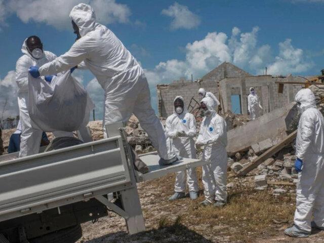 Bahamas: 2500 desaparecidos tras paso de huracán Dorian