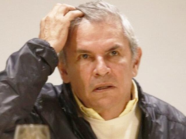 Luis Castañeda: PJ confirma impedimento de salida del país por 18 meses al exalcalde de Lima