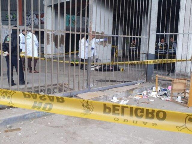 Identifican a la segunda víctima que fue descuartizada en hostal de SMP