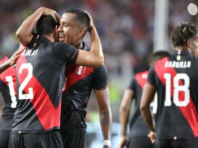 Selección Peruana: su posición en el Ránking FIFA tras vencer a Brasil