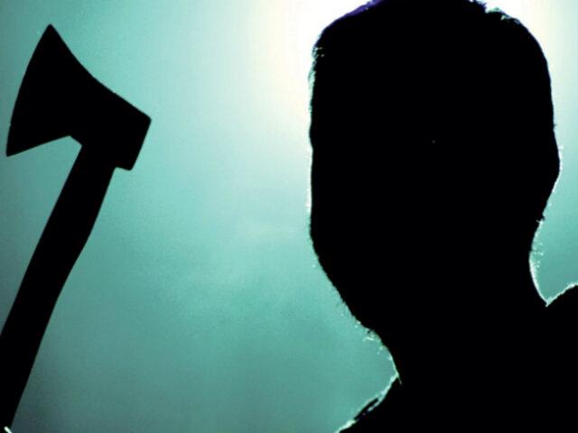 Cusco: mujer en estado grave tras ser atacada a hachazos por su pareja