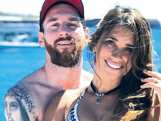 VIDEO: Lionel Messi revela detalles de su vida íntima con Antonela Roccuzzo