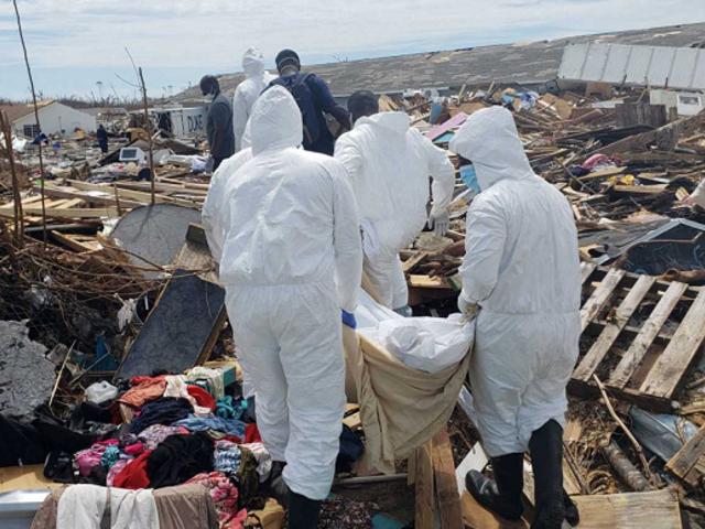 Huracán Dorian: número de desaparecidos disminuyó a 1.300 en Bahamas