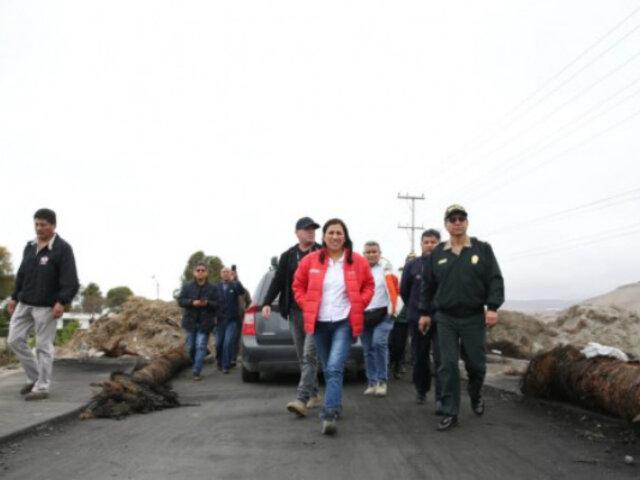 Tía María: Minedu instala comisión permanente para restablecer clases en Islay