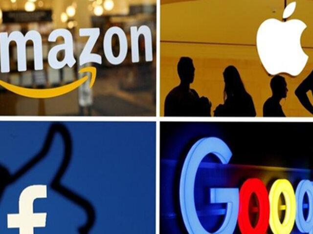 Estas son las grandes empresas de tecnología que investiga Estados Unidos