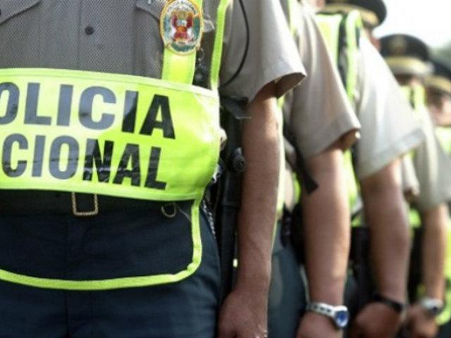 Agentes implicados en fuga de extranjeros fueron puestos a disposición de la Justicia Militar Policial