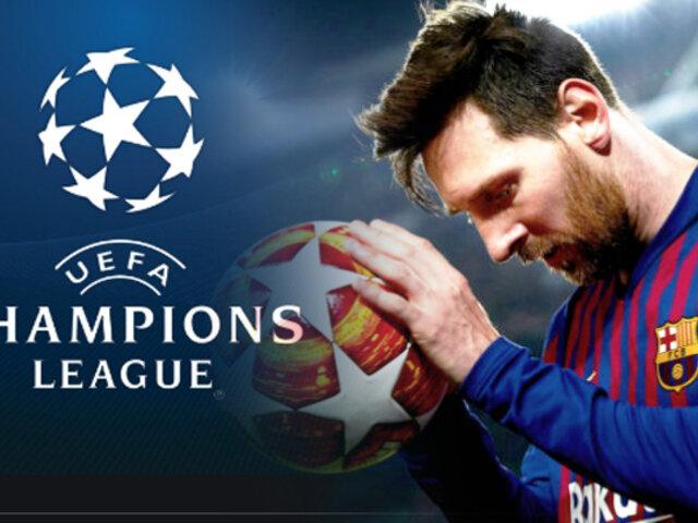 Lionel Messi se perderá el primer partido del Barcelona en la Champions League
