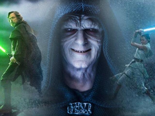 """Star Wars: próximo tráiler de """"El ascenso de Skywalker' será el más violento de todos"""