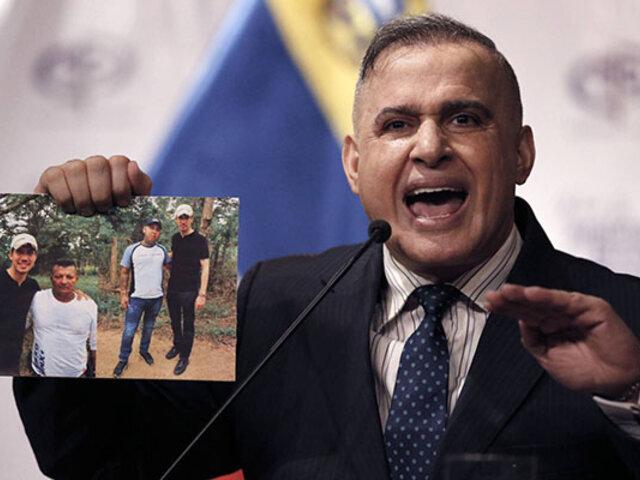 Venezuela: Fiscalía abre  investigación a Juan Guaidó por fotos con narcos