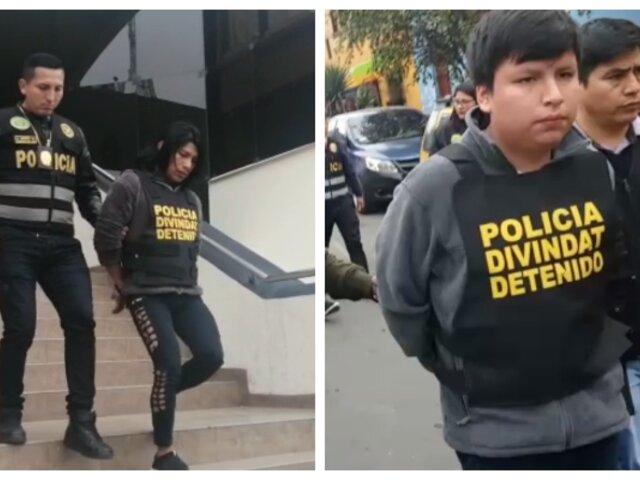 SJL: detienen a dos sujetos acusados de abusar de un menor