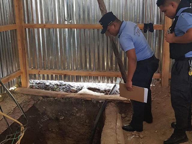 FOTOS: Descubren túnel cerca de penal de máxima seguridad en Honduras