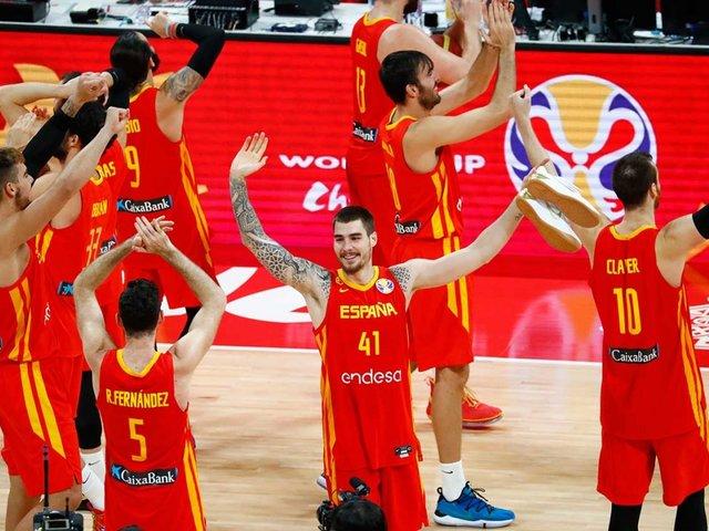 España derrota a Argentina y obtiene el mundial de basquet