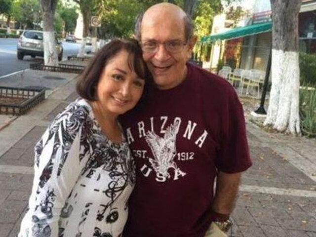 'La Chilindrina' muy deprimida, murió su esposo a los 85 años