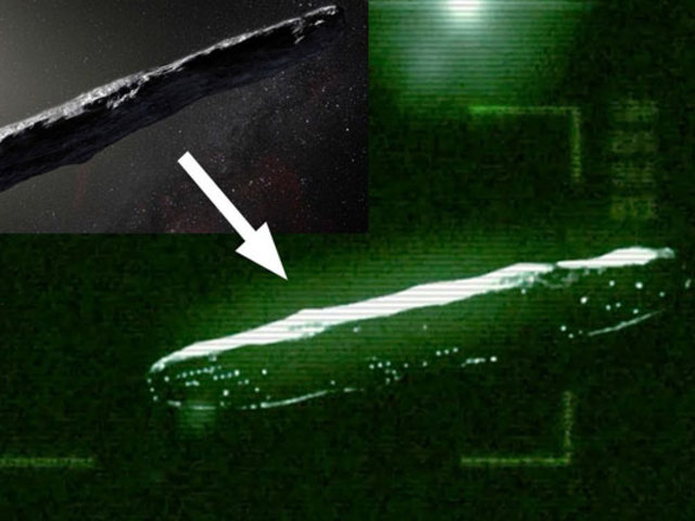 ESA: detectan un nuevo Oumuamua entrando en el sistema solar