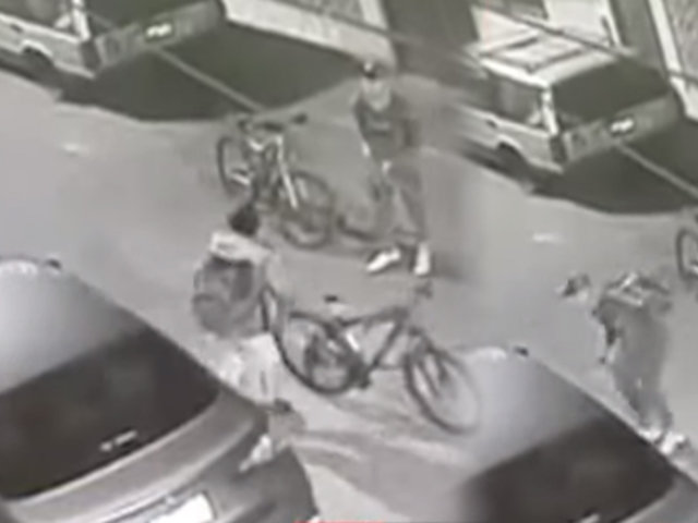 Surco: ladrones fingen ser ciclistas y roban autopartes
