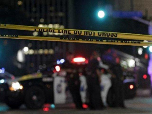 Delincuente huye de Policía tras robar banco y muere en accidente