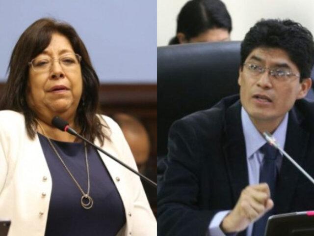 Familiares de congresistas Tucto y Foronda contrataron con el Estado pese a impedimento