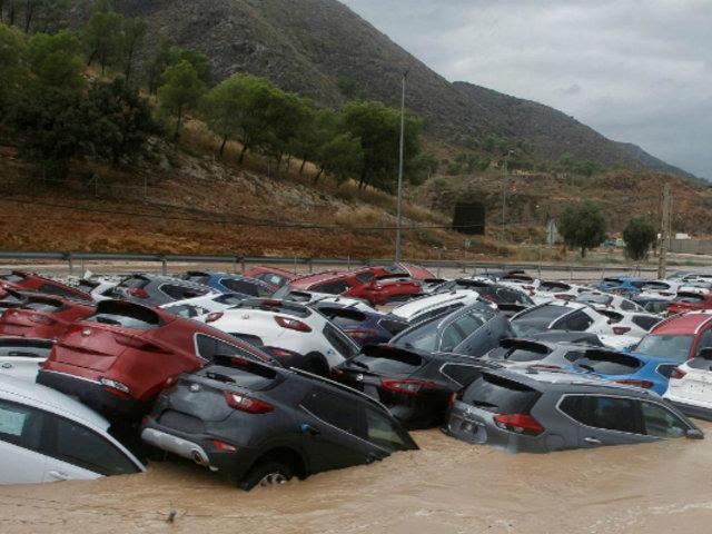 España: fenómeno 'Gota Fría' es el peor en 140 años