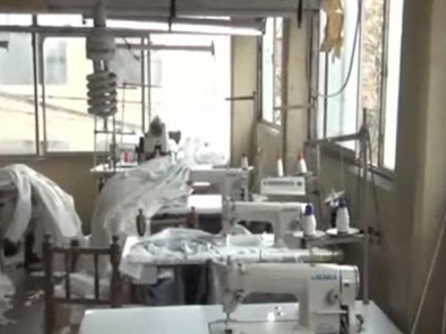 Santa Anita: ladrones se llevaron costosas máquinas de coser