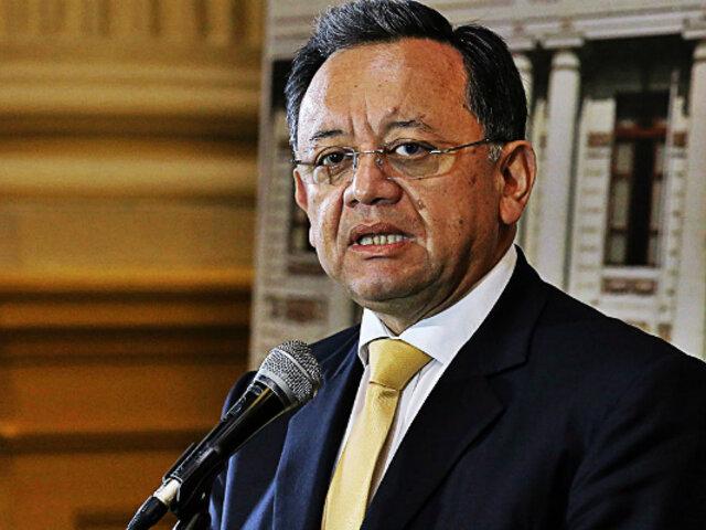Edgar Alarcón: Comisión Permanente analizará denuncias contra congresista este viernes